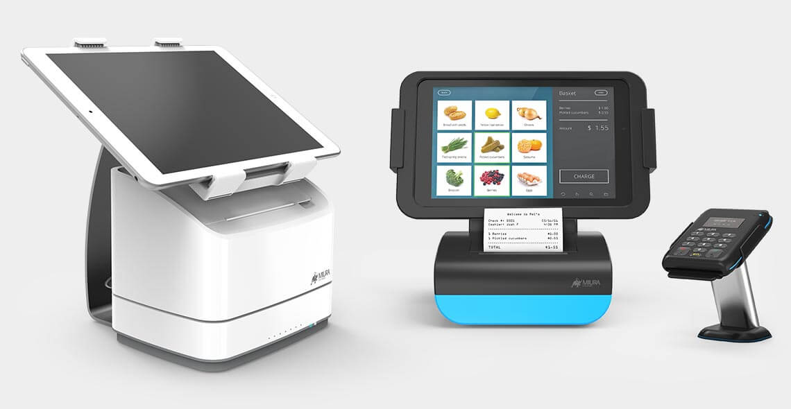 The Muira M010 Point Of Sale Solution From EPS