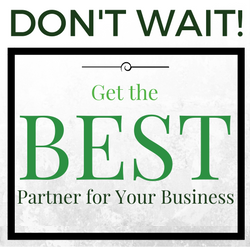 Get the Best Partner for Your Business